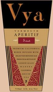 Quady Vermouth Vya Sweet 750ml